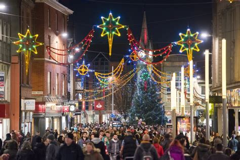 christmas comes to the city pukaar news leicester