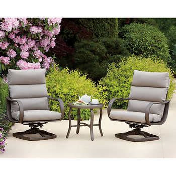 Porch Set by Patio Chairs