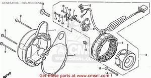 Honda Cb900fa Bol D U0026 39 Or Generator