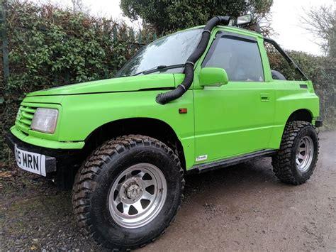 spare part grand vitara 1995 suzuki vitara mud 4x4 up truck road lift kit