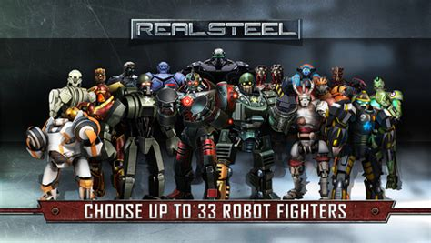 real steel  apples  app   week