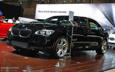 Us Debut Bmw 740ld Xdrive At The 2018 Chicago Auto Show