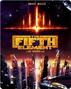 The Fifth Element Limited Edition Steelbook Blu Ray Zavvi