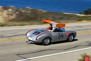 Porsche Spyder 550 : winged porsche 550 spyder at 2015 pebble beach concours ~ Medecine-chirurgie-esthetiques.com Avis de Voitures