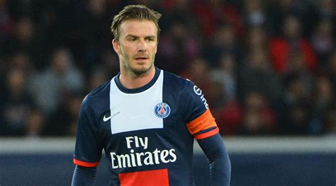 david beckham inducted  psgs  hall  fame
