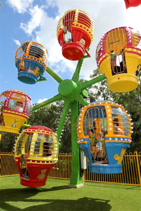 PHOTOS: Dreamworld unveils new ride for pre-school aged ...