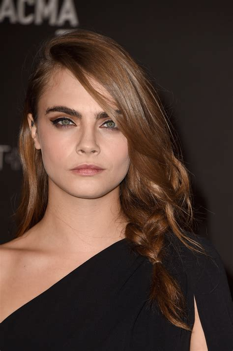 Cara Delevingne Dyes Her Hair Brown: See Pictures of the