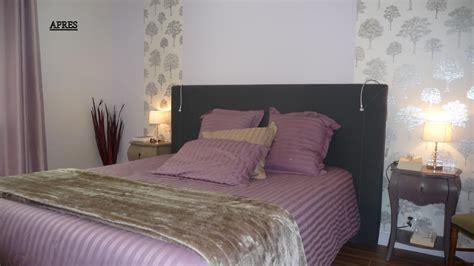 decoration chambre parentale decoration chambre avec tapisserie grise chaios com