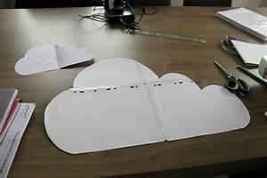 Tour De Lit Nuage : patron tour de lit nuage ~ Nature-et-papiers.com Idées de Décoration