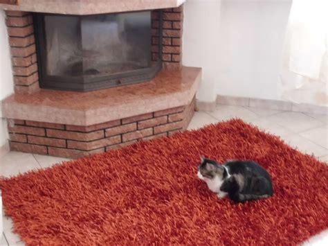Tappeti Arancioni tappeti shaggy arancione bollengo