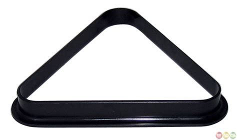 what does uttermost pool tables regulation size billiard triangle rack