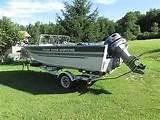Pictures of Sylvan Aluminum Boats