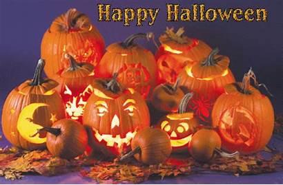 Halloween Happy Buon Immagini Movimento Obrazki Ridere
