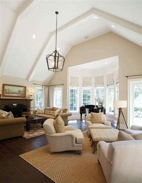 White Ceiling Beams Decorative - clean white beams capped with decorative headers accent