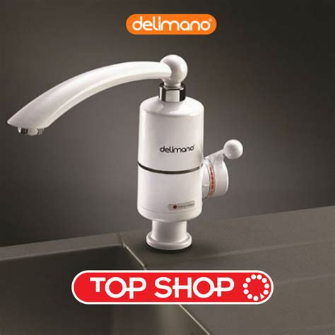 kitchen faucet 4 electric tankless water heater delimano kitchen bathroom