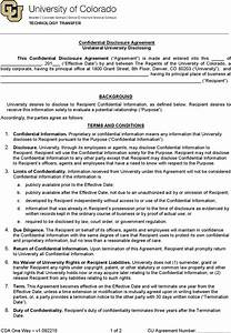 confidential disclosure agreement templates download With cda agreement template