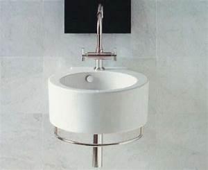 Waschtisch Für Gäste Wc : rundes kleines handwaschbecken f r g ste wc home g ste wc pinterest g ste wc gast und ~ Yasmunasinghe.com Haus und Dekorationen