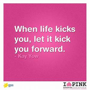 107 best Pink R... Ribbon Quotes