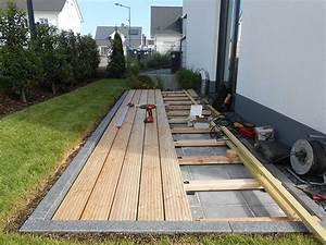 Unterkonstruktion Terrasse Holz : terrassenbau holz garten landschaftsbau ~ Whattoseeinmadrid.com Haus und Dekorationen