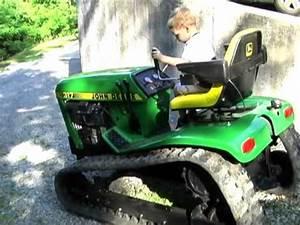 Custom Built John Deere 317 Crawler