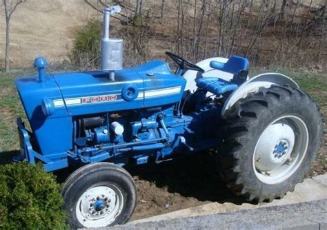 Ford Tractor Service Manual 2000 3000 4000 5000 7000 3400