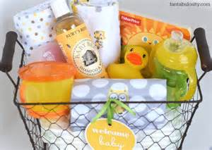 gift baskets for clients new baby gift basket fantabulosity
