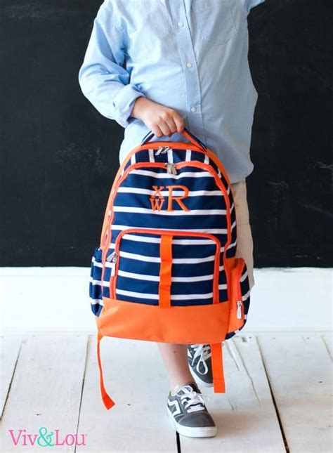 monogram backpack personalized backpack personalized kids bookbags diaper bag backpack