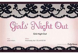 Girls' Night Invitation Ideas - Evite