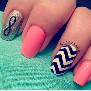 Cute Nail Art Designs For Short Nails: Trend manicure ...