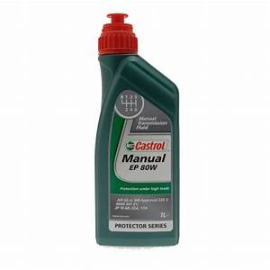 Castrol Transmission Oil Castrol Manual Ep 80w
