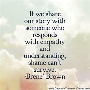 Brene Brown Shame and Empathy