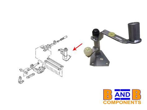 vw golf mk4 bora audi a3 gear selector linkage relay lever