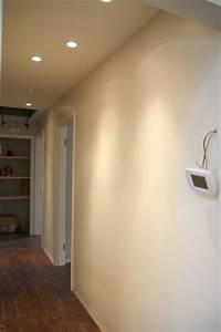 Recessed lighting in hallways : Let there be light and some cabinets by house tweaking