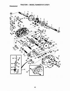 Craftsman 917276071 User Manual Tractor Manuals And Guides