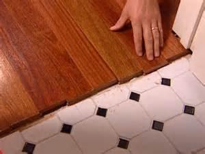 how to install a hardwood floor how tos diy