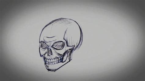 draw  skull drawing tips youtube