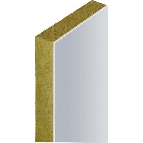 plaque en verre pour cuisine doublage en de roche labelrock rockwool 2 5x1 2m ep