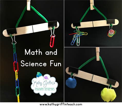 Kaos Math Science 2 math and science with balance scales kathy griffin s