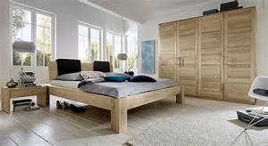 Komplett schlafzimmer aus weiss geolter wildeiche nino for Komplett schlafzimmer