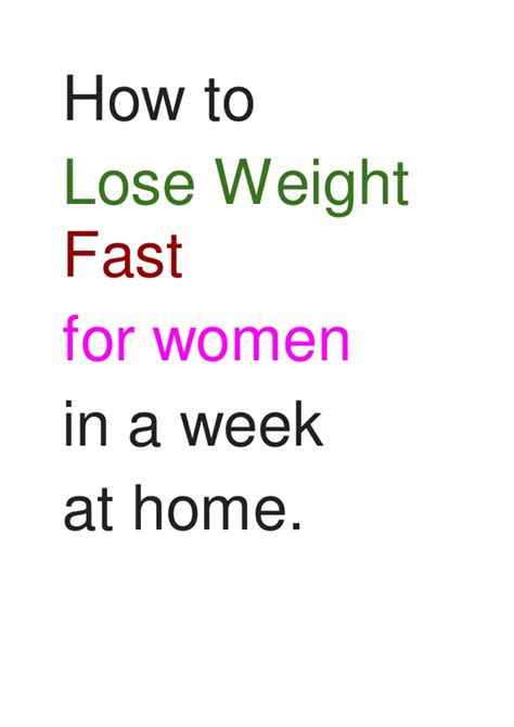 how to lose weight fast for at home 28 images tips for losing weight fast cocotoday weight