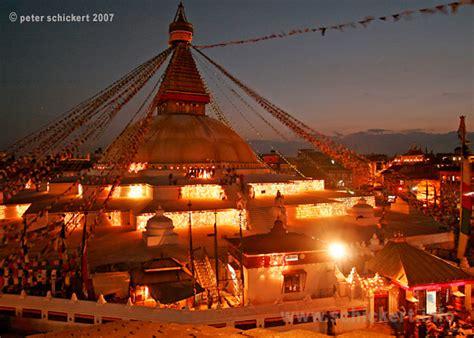 Fotos aus Bodnath Stupa - Nepal - Reisefotografie von ...