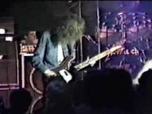 Metallica (Anesthesia) - Pulling Teeth 1983 live - YouTube