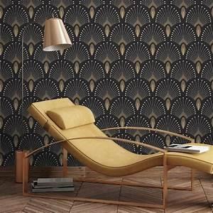 Papier Peint Art Deco : le style art d co fait son grand retour en boutiques ~ Dailycaller-alerts.com Idées de Décoration