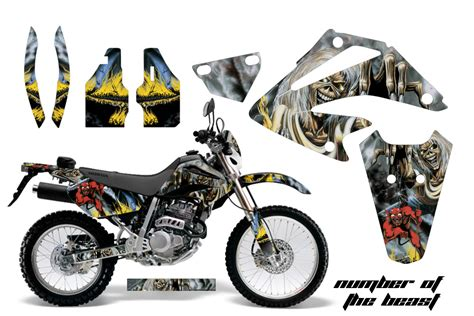 honda xr250 sm graphics supermoto decals honda xr250 sm dirtbike graphics