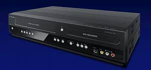 Easy Vhs To Dvd With Vcr Dvd Recorder Combo