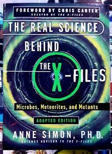 The Real Science Behind The X-Files (Paperback, Adapted Ed ...