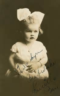 Lucille Ball Baby