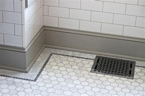 bathtub floor trim quarter design studio bathroom ma 1509