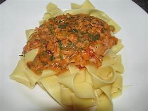 Graved Lachs Sauce : bandnudeln mit einer graved lachs sahne sauce von abydos21 ~ Markanthonyermac.com Haus und Dekorationen