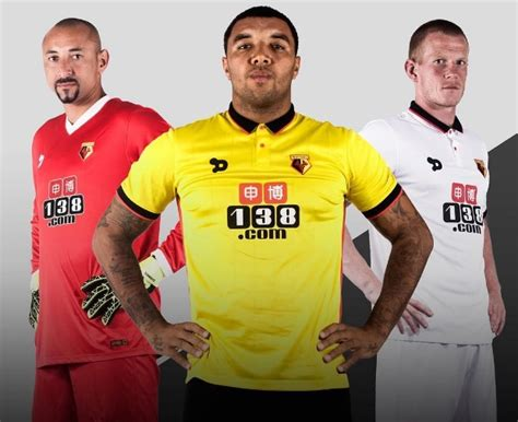Football Kits 2016-17 (Officially Released Shirts)